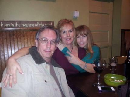 Bob and I and Diana